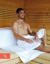 Quick-Dry Sauna Kilt / Men
