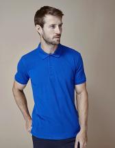 Men's Micro-fine Pique Polo Shirt