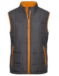 Ladies` Padded Light Weight Vest